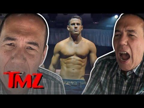 Channing Tatum's Penis Namesake Speaks! | TMZ