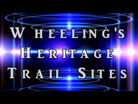 Wheeling, WV Heritage Trail - railroad bridges
