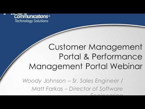 CMP & PMP Webinar Recording