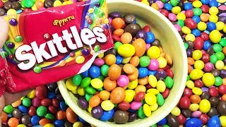 Gambar cover Full of Skittles with Johny Johny Yes Papa Sing-Along Nursery Rhymes Baby Song