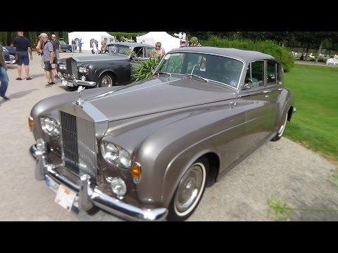 1963 Rolls-Royce Silver Cloud III - Classic-Gala Schwetzingen 2016