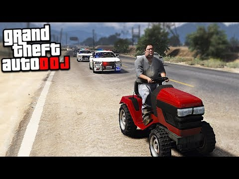GTA 5 Roleplay - DOJ 32 - Just Gonna Send It