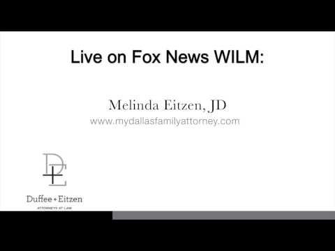 Melinda Eitzen featured on the radio in Delaware - 12/5/13