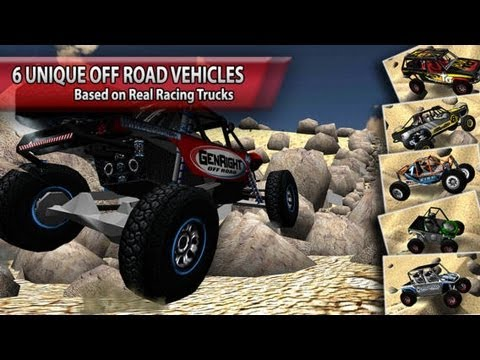 ULTRA4 Offroad Racing for Android &iOS GamePlay