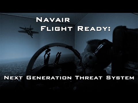 Flight Ready: Next generation threat system
