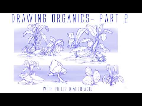 DRAWING ORGANICS- Part II