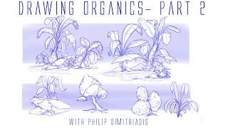 DRAWING ORGANICS- Part II