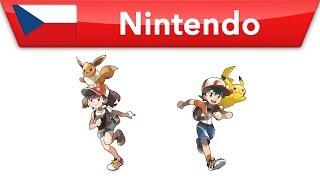 Pokémon Let's Go: Pikachu! & Let's Go: Eevee! - Zcela nový druh hry s Pokémony