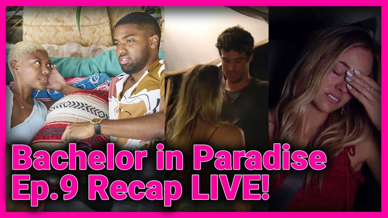 Download Bachelor in Paradise Recap Ep. 9: Kendall Has Finally Left the Beach & A Shocking Finale Preview!