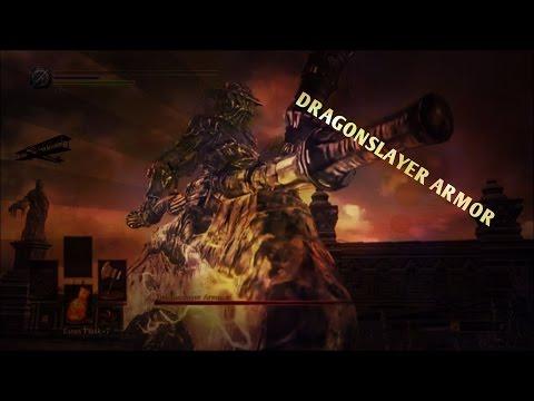 Dark Souls 3 : Rekeri Deluxe, Dragonslayer Armor Edition  
