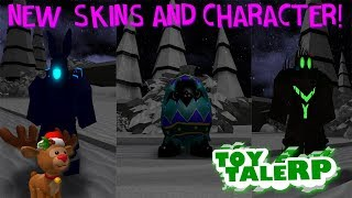 ROBLOX Tattletail Roleplay (Toytale) nuove skin e natale nuovo personaggio!