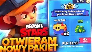 OTWIERAM NOWY PAKIET! BRAWL STARS OPENING !  (odc.27)