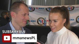 """Magdalena Bikowska przed PLMMA 78: """"Sport powinien sam się obronić."""""""
