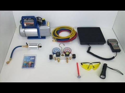Установка для заправки кондиционера автомобилей установка кондиционера на мтз 82 цена