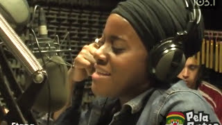 Etana - Reggae en PelaGatos - Rasta Man Chant + Redemption Song