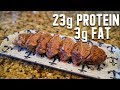 Easy High Protein Low Fat Meal