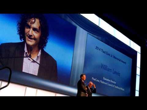 William Lewis award speech
