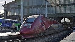 Mit dem Thalys von Dortmund nach Paris