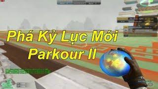 Phá Kỷ Lục Mới Map Parkour II Và 1 Số Đường Tắt Mới | TQ97
