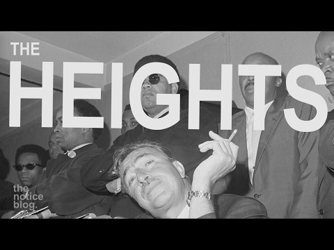 Adam Clayton Powell + Black Youth + Racial Profiling   The Heights