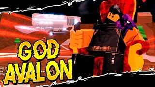 God Avalon Returns To Take Cheeks!   Roblox Black Magic II
