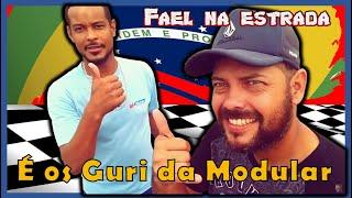 Serra de Petrópolis RJ e amigos da estrada - Fael na Estrada