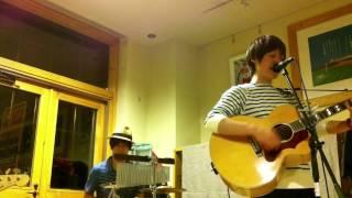 Last Walts / Hitoshi Arai Acoustic Band Set*20140702 @東川 道の駅 ひがしかわ 道草館
