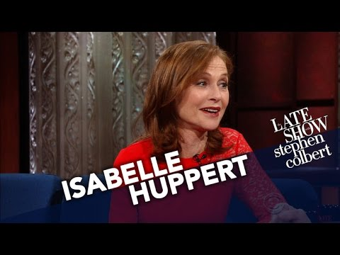Isabelle Huppert Is The French Meryl Streep