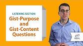 Teaching Listening: Gist & Detail - TEFLVideos com - YouTube