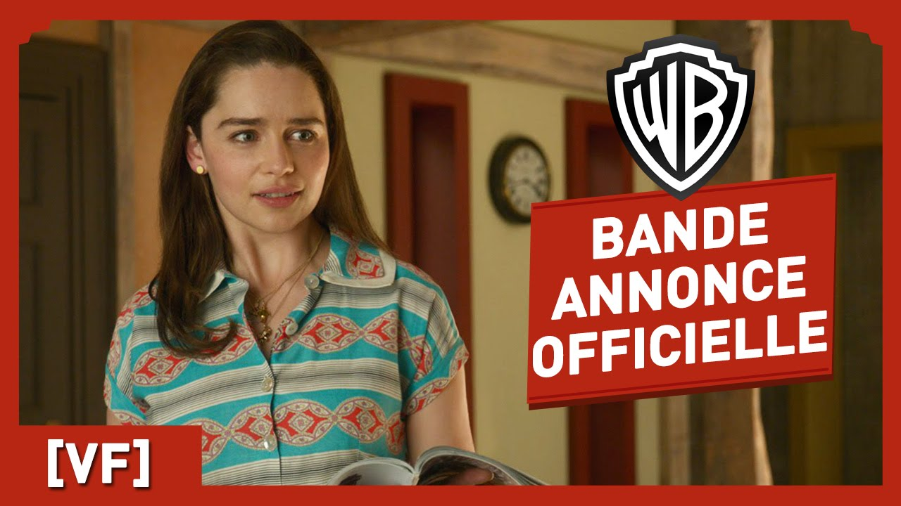 Avant Toi - Bande Annonce Officielle 3 (VF) - Emilia Clarke / Sam Claflin
