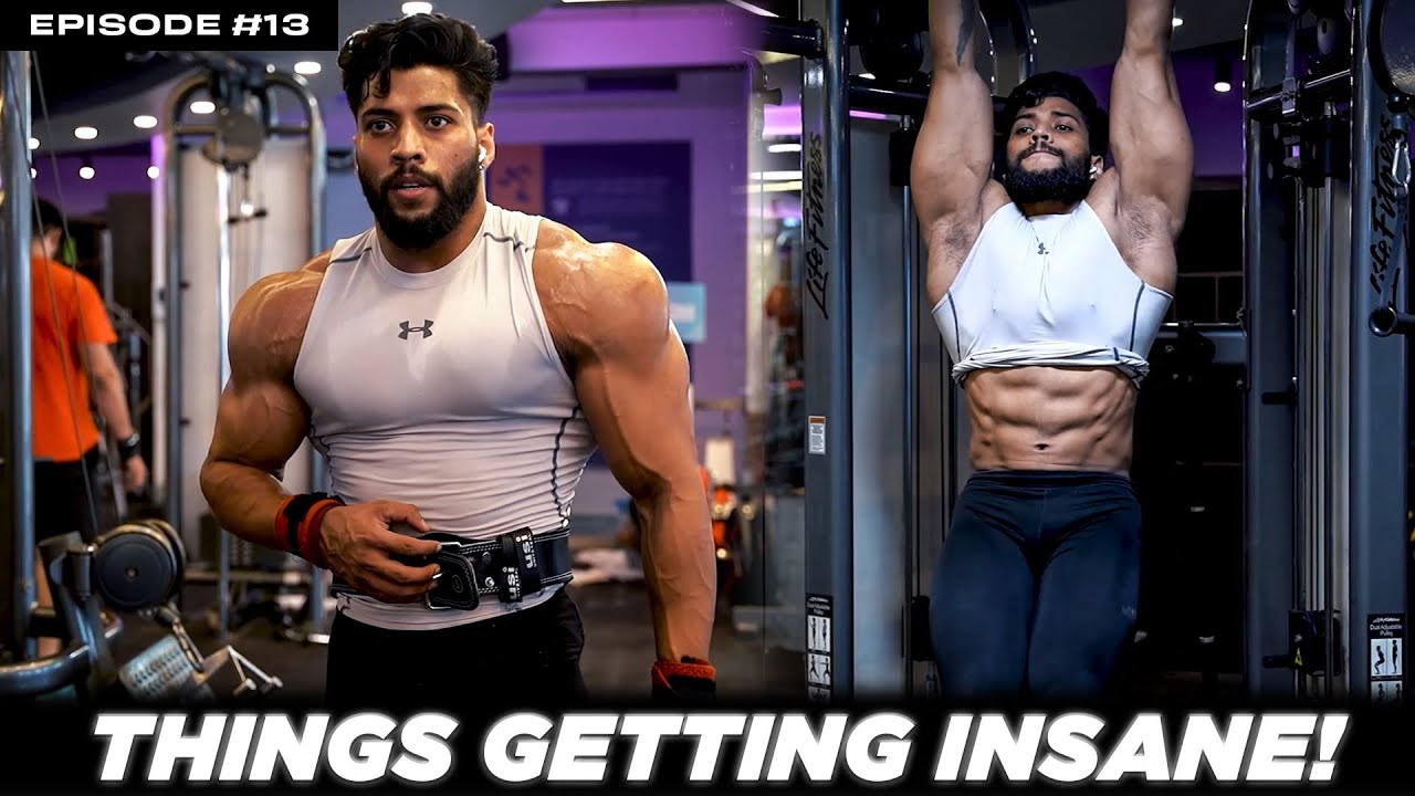 Download PUTTING MY EVERYTHING | CUTTING PHASE STARTED | ROAD TO AMATEUR OLYMPIA | Ep. #13