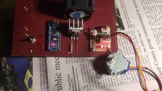 Stepper Pulse Genera Arduino Nano Controlling — Rosefloristvacaville