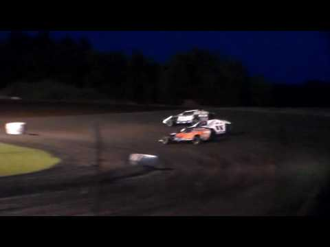 Modified Heat 1 @ Hancock County Speedway 06/30/17
