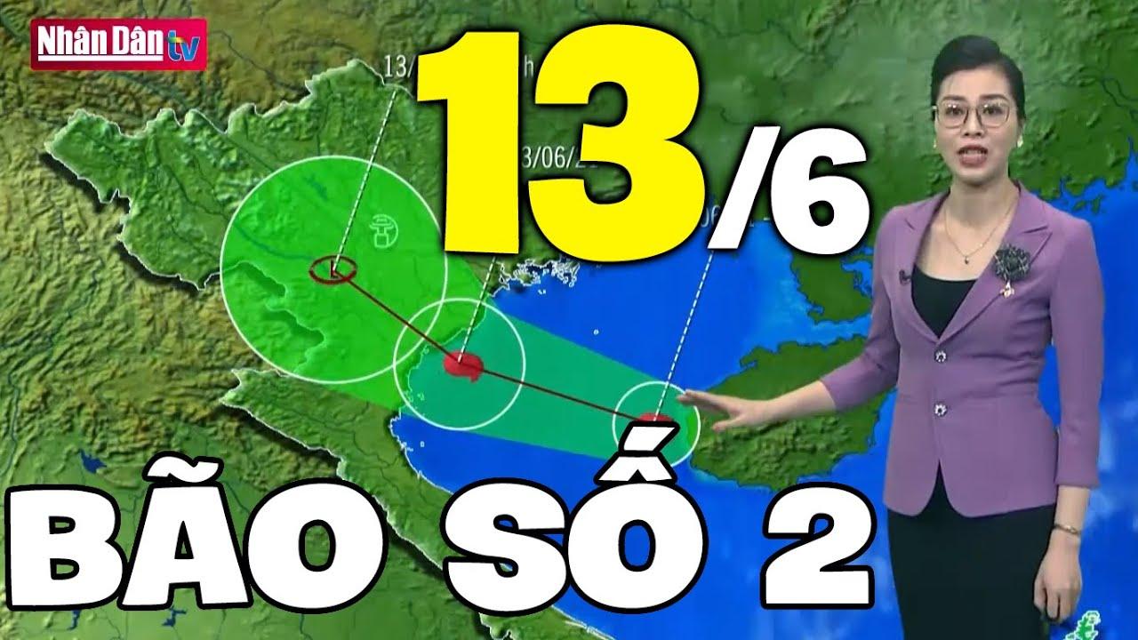 Download Dự báo thời tiết hôm nay và ngày mai 13/6   Dự báo thời tiết đêm nay mới nhất
