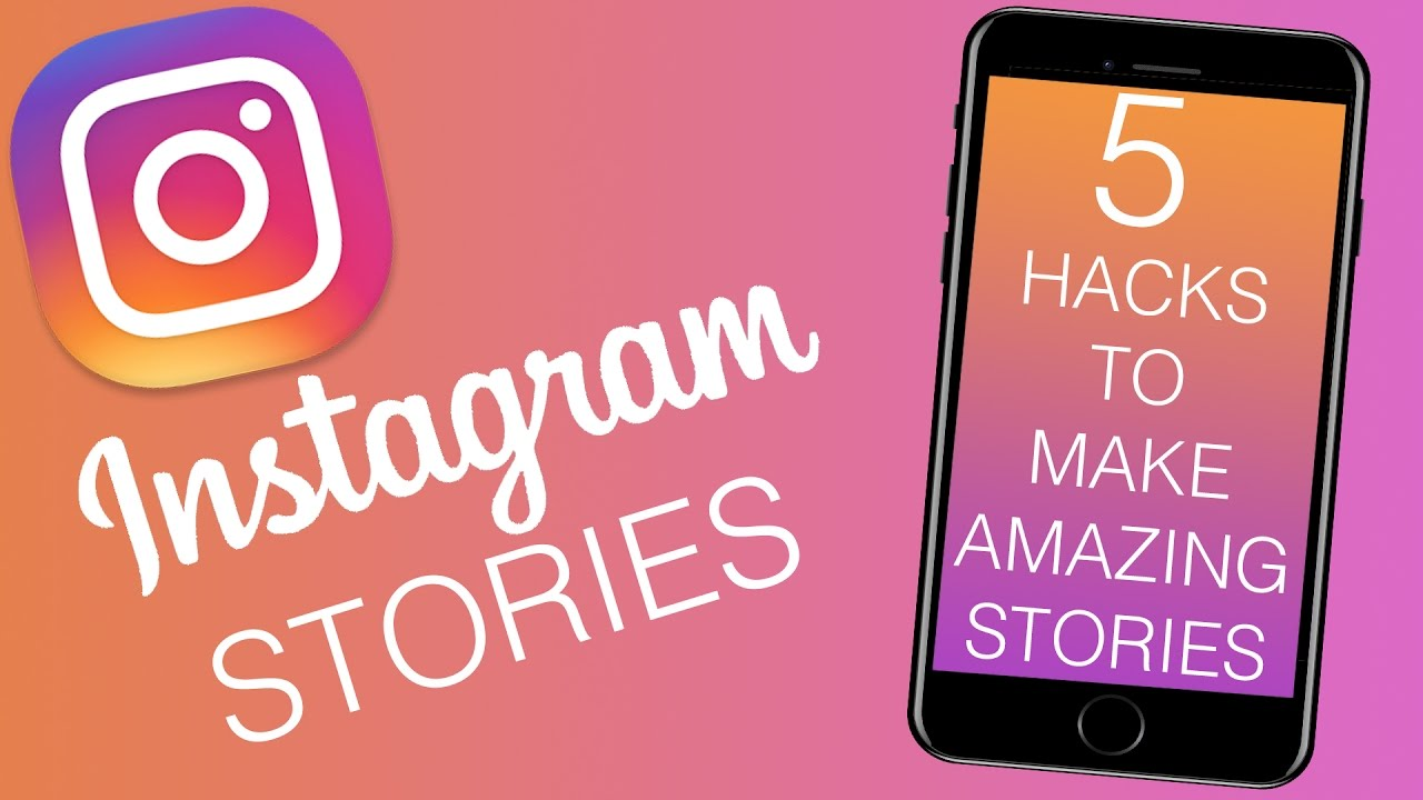 Instagram Stories Secrets - 5 hacks - Full color backgrounds, font ...