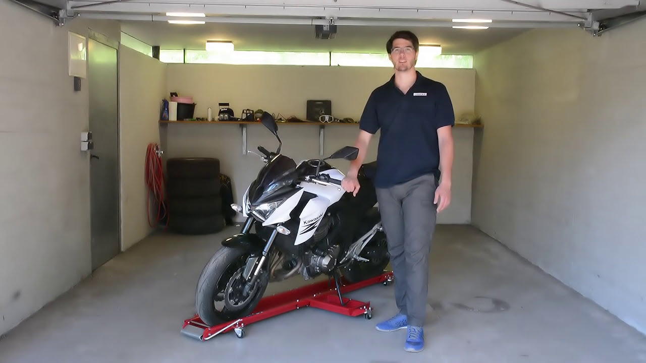 Comment Bien Ranger Son Garage Range Moto Comment Ranger Sa Moto Facilement Dans Son Garage