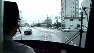 富山ライトレール(インテック本社~奥田中学校前間)