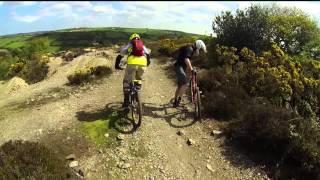 Cornwall MTB Club Ride - Bissoe