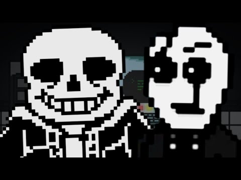 Evil Gaster? 'Don't Forget' Undertale Fangame