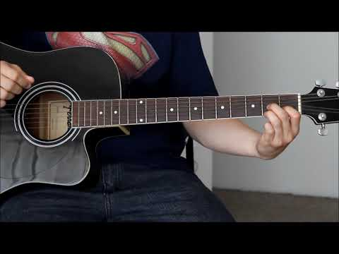 Extreme - More than words Guitar Tutorial Lesson