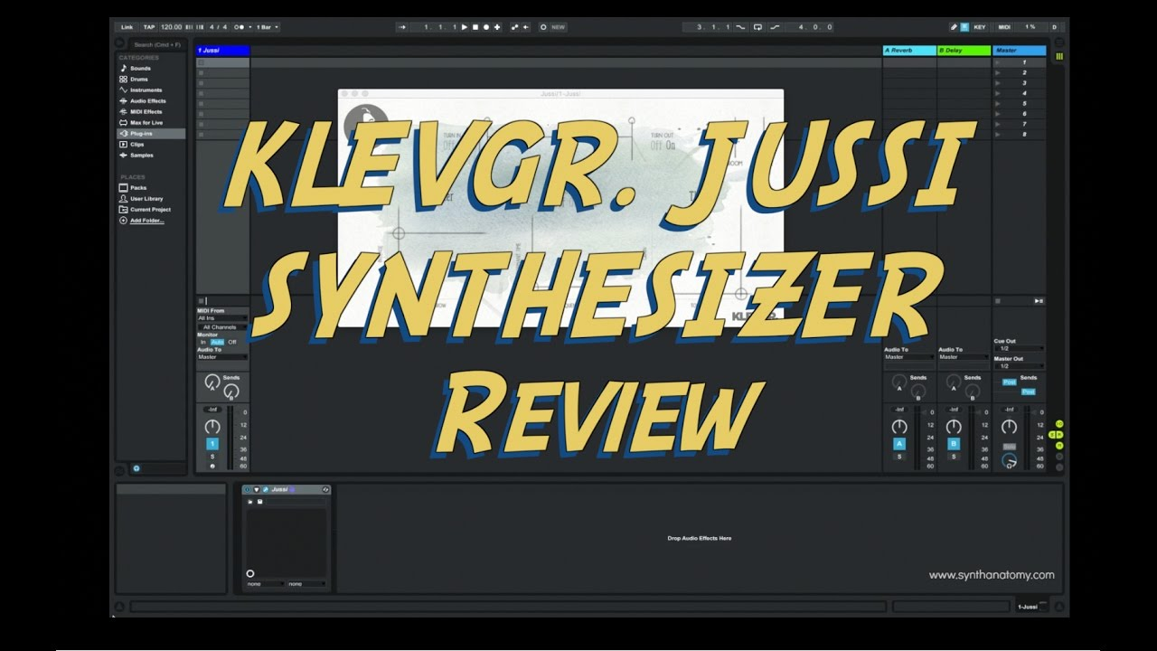 Klevgr  Jussi Vocal Synthesizer (VST/AU/IOS) - Review