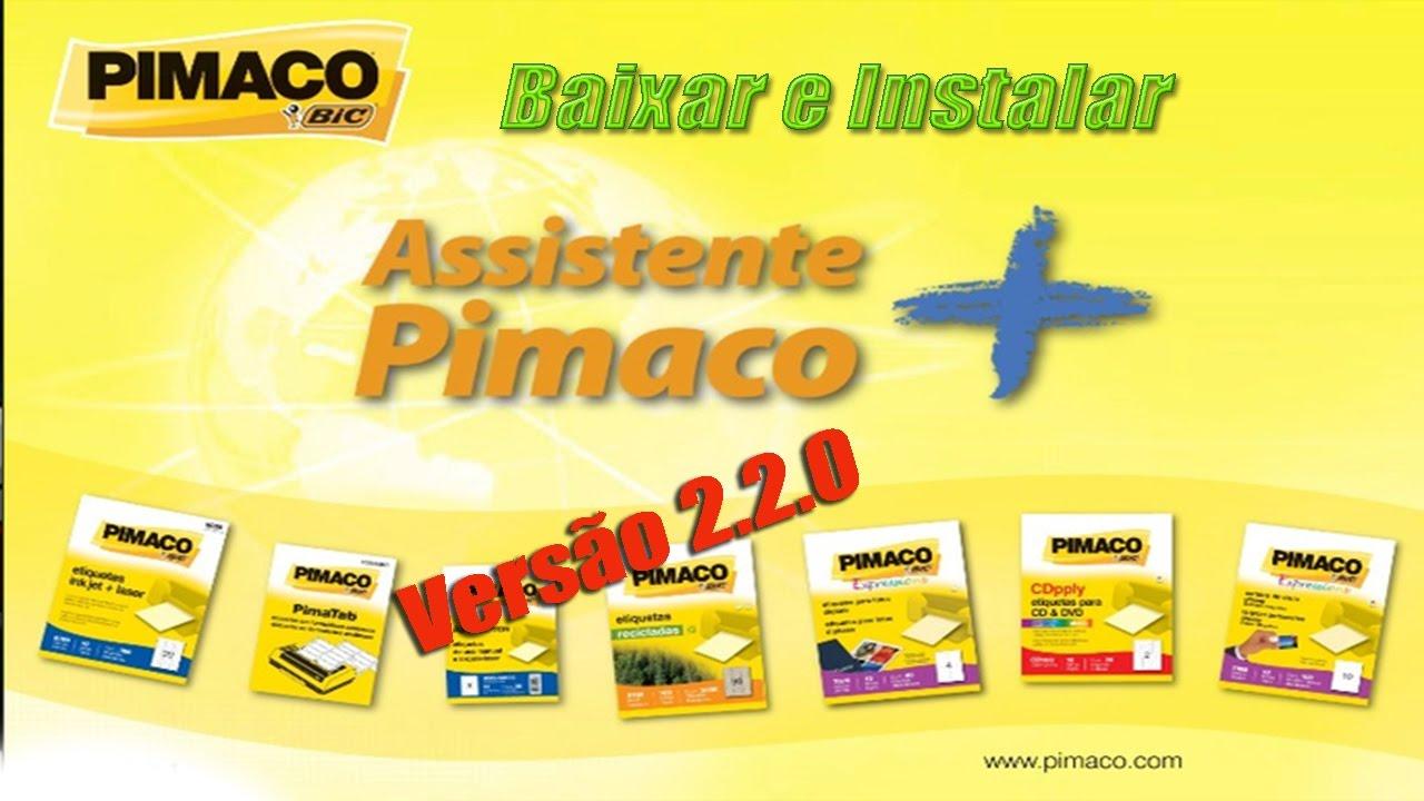 pimaco 2.0.0