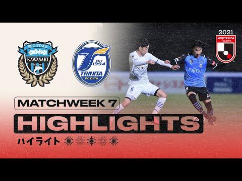 Kawasaki Frontale Oita Goals And Highlights
