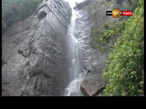 Waterfalls resumed with rain - 24-05-2018