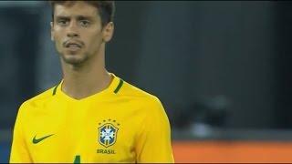 Rodrigo Caio vs. Colômbia • Seleção Brasileira • Jogo da Amizade •   25/01/2017
