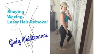Laser Hair Removal and WHY I Do It