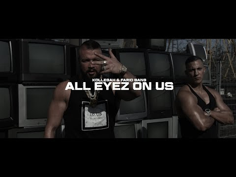 Kollegah & Farid Bang ✖️ ALL EYEZ ON US ✖️ [ official Video ]