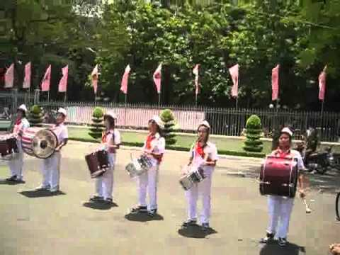 THCS Võ Thành Trang Q.Tân Phú - Hội thi nghi thức Đội 2011 - Phần 2.flv