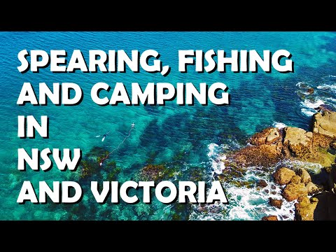 Fishing, Spearfishing And Exploring Greencape In NSW And Wilsons Promontory In Victoria