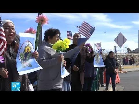 وفاة طفلة مهاجرة بعد احتجازها لساعات في مركز أمريكي  - نشر قبل 2 ساعة